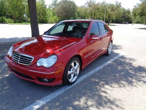2006 Mercedes-Benz C-Class for sale at ACH AutoHaus in Dallas TX