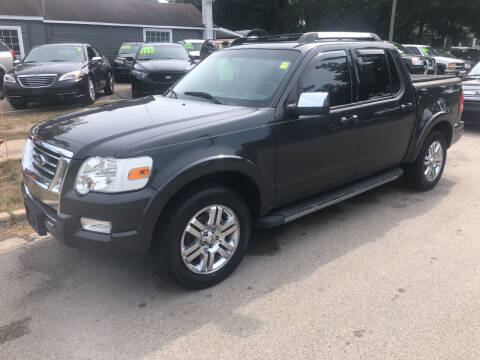 2007 Ford Explorer Sport Trac for sale at CPM Motors Inc in Elgin IL