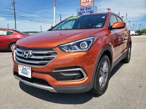 2017 Hyundai Santa Fe Sport for sale at Auto Wholesalers Of Hooksett in Hooksett NH