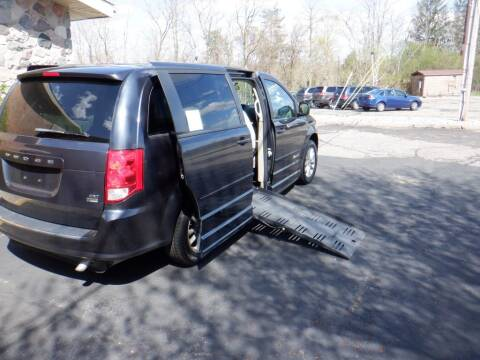2014 Dodge Grand Caravan for sale at Mobility Motors LLC - A Wheelchair Van in Battle Creek MI