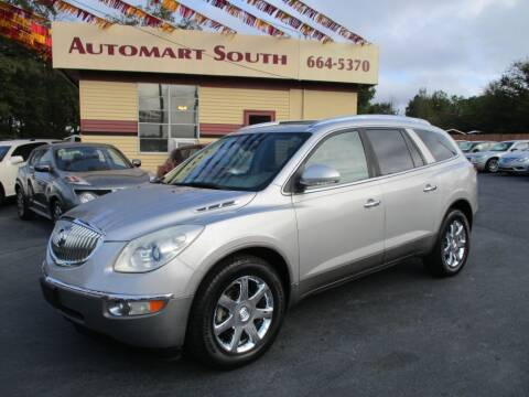 2008 Buick Enclave for sale at Automart South in Alabaster AL