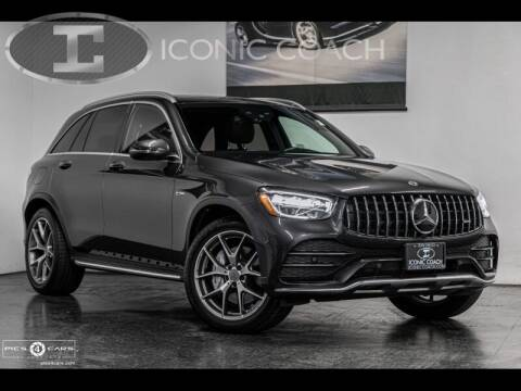 2020 Mercedes-Benz GLC for sale at Iconic Coach in San Diego CA