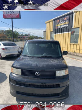 2005 Scion xB for sale at J D USED AUTO SALES INC in Doraville GA