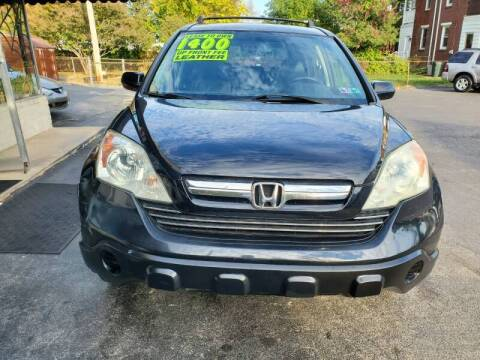 2007 Honda CR-V for sale at Credit Connection Auto Sales Inc. YORK in York PA