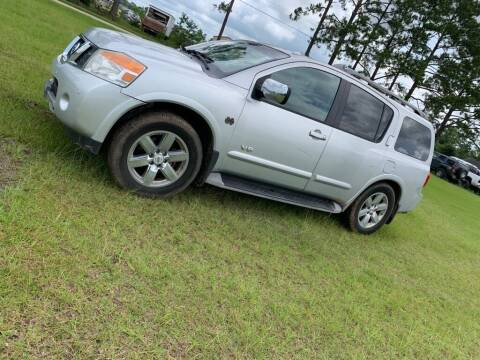 2009 Nissan Armada for sale at Green Automotive in Loxley AL