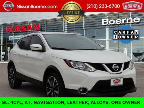 2017 Nissan Rogue Sport for sale at Nissan of Boerne in Boerne TX