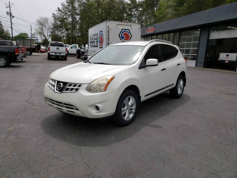 2012 Nissan Rogue for sale at Curtis Lewis Motor Co in Rockmart GA