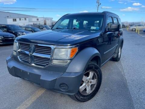 2008 Dodge Nitro for sale at A1 Auto Mall LLC in Hasbrouck Heights NJ