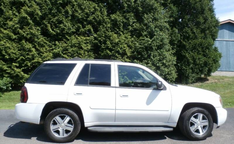 2007 Chevrolet TrailBlazer for sale at CARS II in Brookfield OH