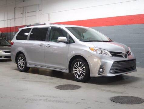 2018 Toyota Sienna for sale at CU Carfinders in Norcross GA