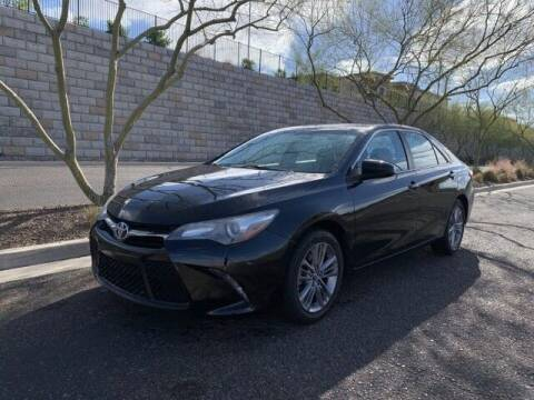 2015 Toyota Camry for sale at Autos by Jeff Tempe in Tempe AZ