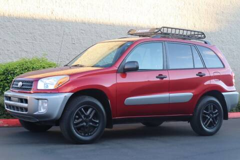 2003 Toyota RAV4 for sale at Overland Automotive in Hillsboro OR