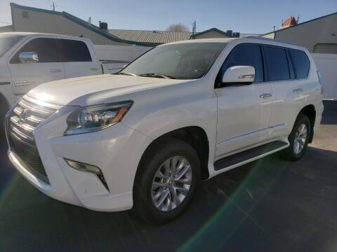2015 Lexus GX 460 for sale at Auto Image Auto Sales Chubbuck in Chubbuck ID