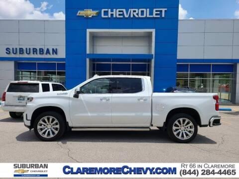 2021 Chevrolet Silverado 1500 for sale at Suburban Chevrolet in Claremore OK