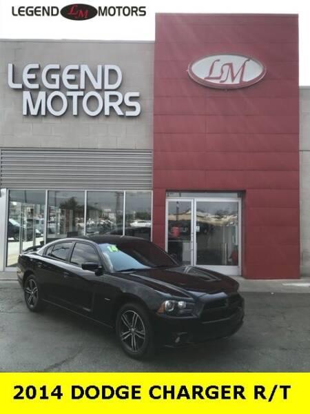 2014 Dodge Charger for sale at Legend Motors of Waterford - Legend Motors of Ferndale in Ferndale MI