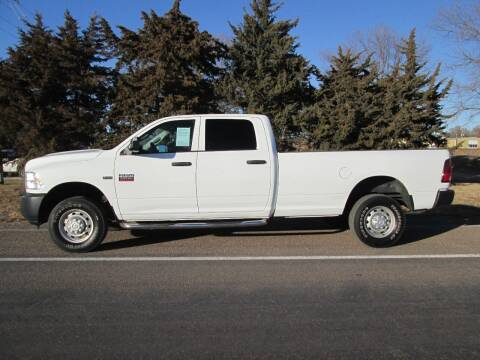 2012 RAM Ram Pickup 2500 for sale at Joe's Motor Company in Hazard NE