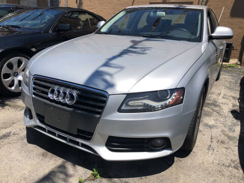2009 Audi A4 for sale at Ultra Auto Enterprise in Brooklyn NY