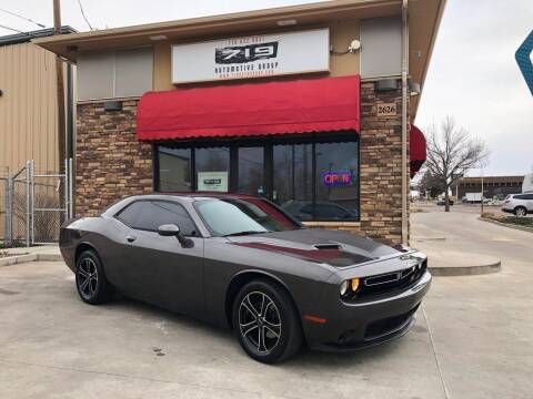 2015 Dodge Challenger for sale at 719 Automotive Group in Colorado Springs CO