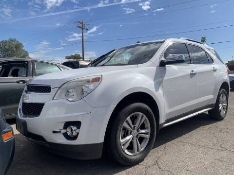 2013 Chevrolet Equinox for sale at AUTO HOUSE TEMPE in Tempe AZ