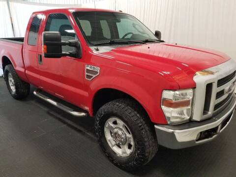 2010 Ford F-250 Super Duty for sale at Rick's R & R Wholesale, LLC in Lancaster OH