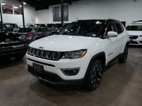 2018 Jeep Compass for sale at Montclair Motor Car in Montclair NJ