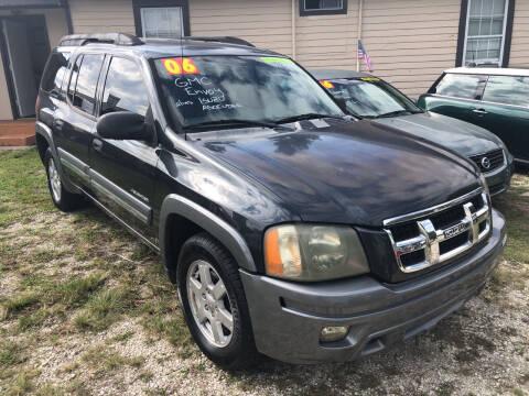 2006 Isuzu Ascender for sale at Castagna Auto Sales LLC in Saint Augustine FL