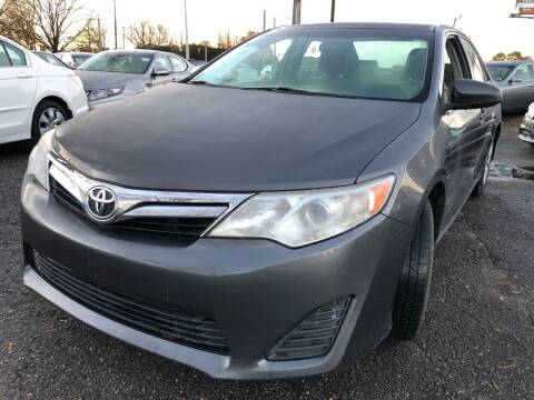2014 Toyota Camry for sale at Atlantic Auto Sales in Garner NC
