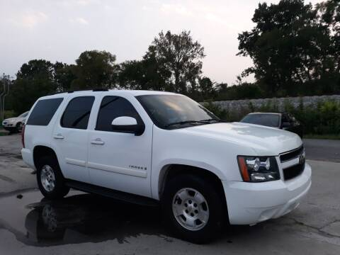 2007 Chevrolet Tahoe for sale at 1A Auto Mart Inc in Smyrna TN