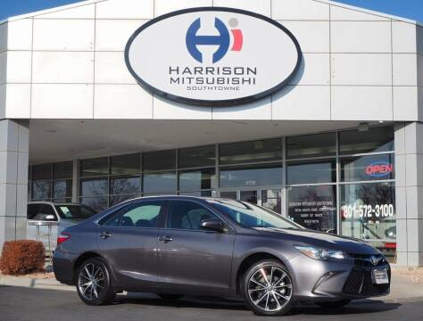 2017 Toyota Camry for sale at Harrison Imports in Sandy UT