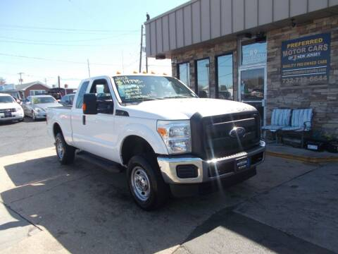 2013 Ford F-250 Super Duty for sale at Preferred Motor Cars of New Jersey in Keyport NJ