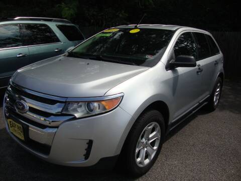 2013 Ford Edge for sale at Easy Ride Auto Sales Inc in Chester VA