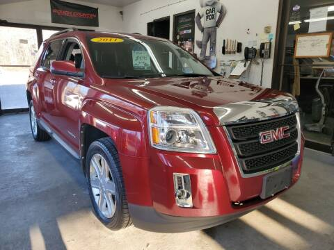 2011 GMC Terrain for sale at Oxford Auto Sales in North Oxford MA