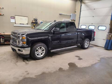 2015 Chevrolet Silverado 1500 for sale at V & F Auto Sales in Agawam MA