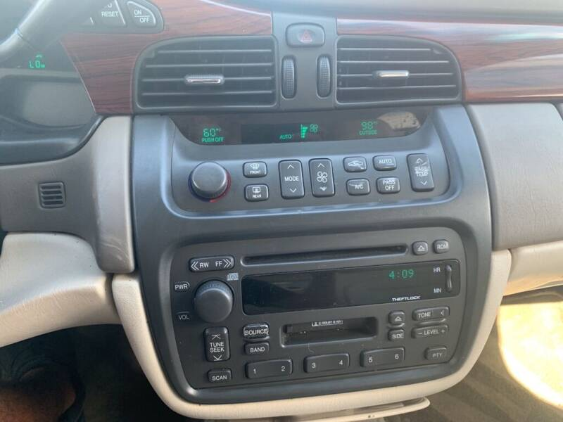 2002 Cadillac DeVille 4dr Sedan - Sanford FL