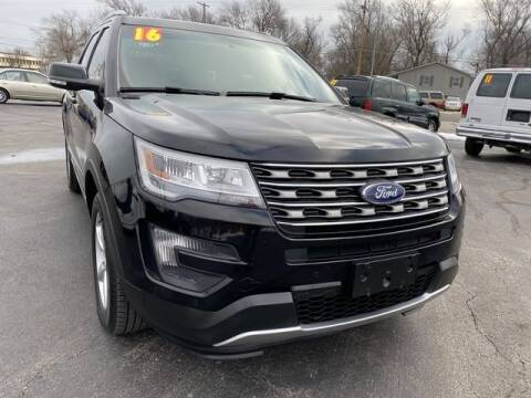 2016 Ford Explorer for sale at Kansas City Motors in Kansas City MO