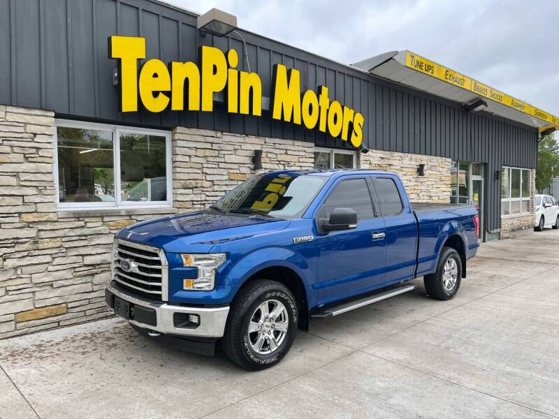 2017 Ford F-150 for sale at TenPin Motors LLC in Fort Atkinson WI