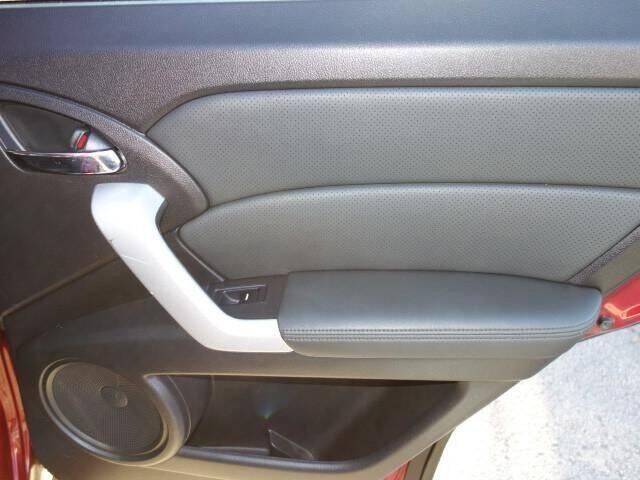 2008 Acura RDX SH-AWD 4dr SUV - Austin TX