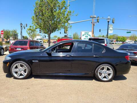 2014 BMW 5 Series for sale at Coast Auto Sales in Buellton CA