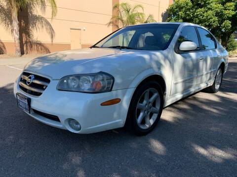 2002 Nissan Maxima for sale at 707 Motors in Fairfield CA
