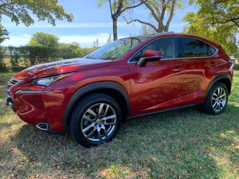 2015 Lexus NX 200t for sale at Top Trucks Motors in Pompano Beach FL