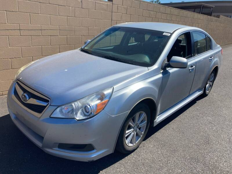 2012 Subaru Legacy for sale at Blue Line Auto Group in Portland OR