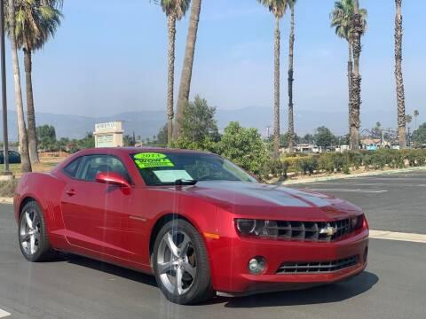 2013 Chevrolet Camaro for sale at Esquivel Auto Depot in Rialto CA