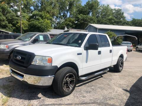 2008 Ford F-150 for sale at BELL AUTO & TRUCK SALES in Fort Wayne IN