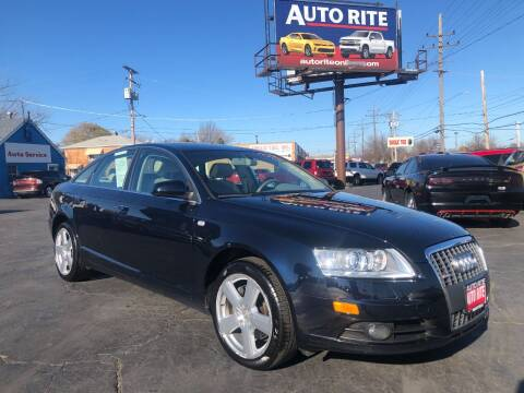 2008 Audi A6 for sale at Auto Rite in Cleveland OH