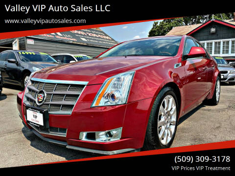 2009 Cadillac CTS for sale at Valley VIP Auto Sales LLC - Valley VIP Auto Sales - E Sprague in Spokane Valley WA