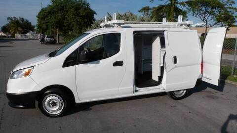 2017 Chevrolet City Express Cargo for sale at Quality Motors Truck Center in Miami FL