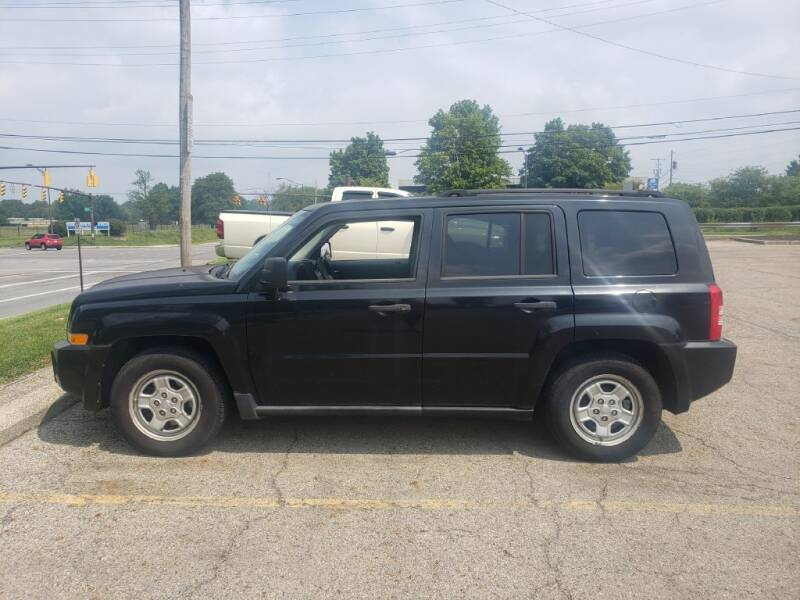2009 Jeep Patriot for sale at REM Motors in Columbus OH