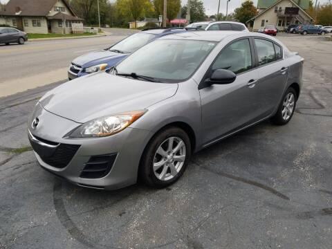 2010 Mazda MAZDA3 for sale at Indiana Auto Sales Inc in Bloomington IN