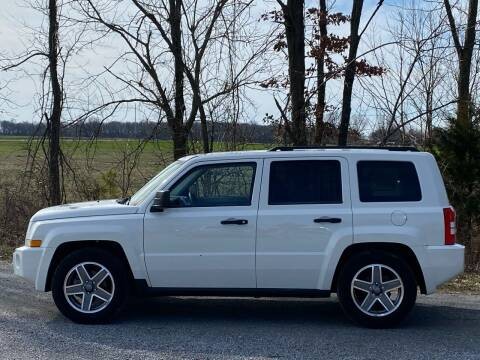2008 Jeep Patriot for sale at RAYBURN MOTORS in Murray KY