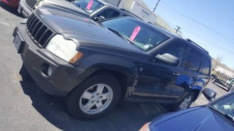 2006 Jeep Grand Cherokee for sale at BRAMBILA MOTORS in Pocatello ID
